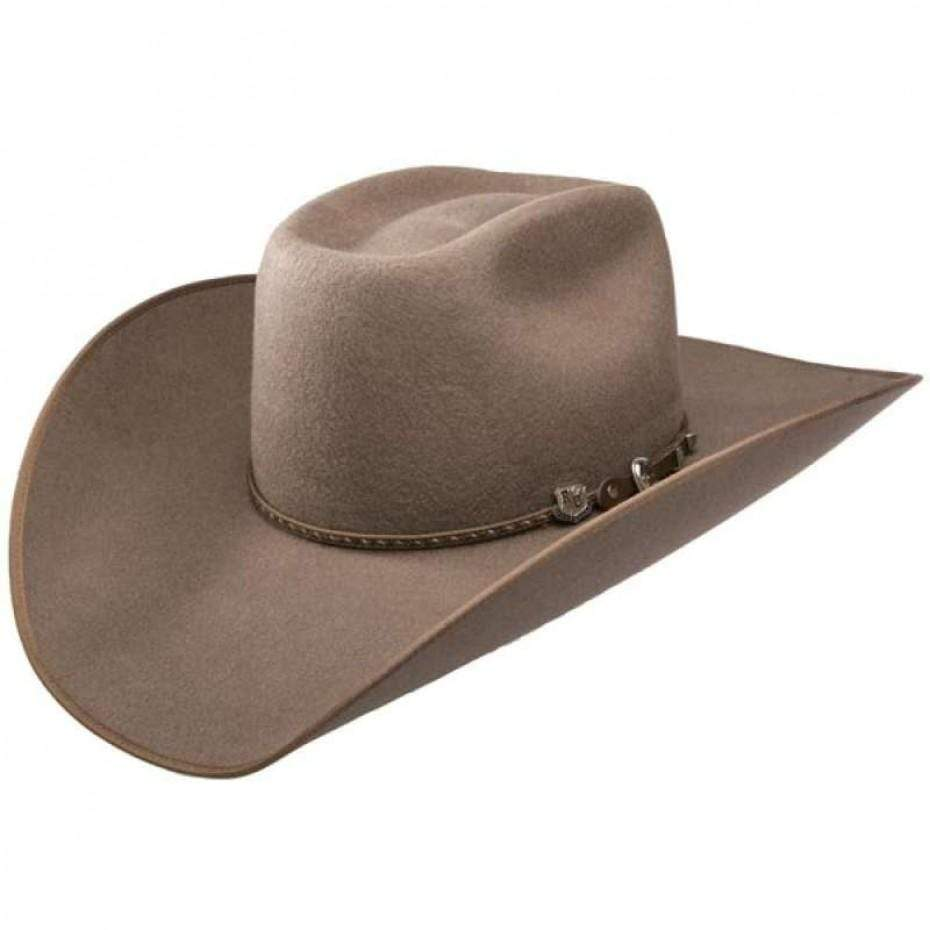 Resistol Tuff Hedeman Pecan - Gympie Saddleworld & Country Clothing