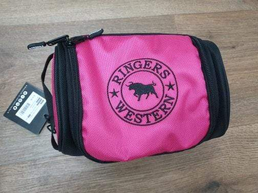 Ringers Western Gear Bags / Luggage ONE SIZE / Pink/Black Ringers Western Occy Toiletry Bag