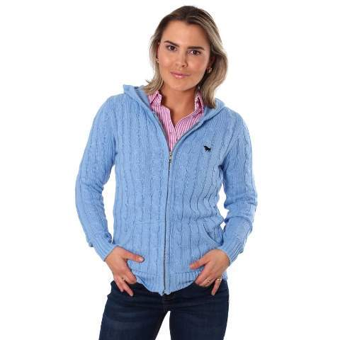 Ringers Western Womens Nimberline Cable Knit Sweater - Gympie Saddleworld & Country Clothing