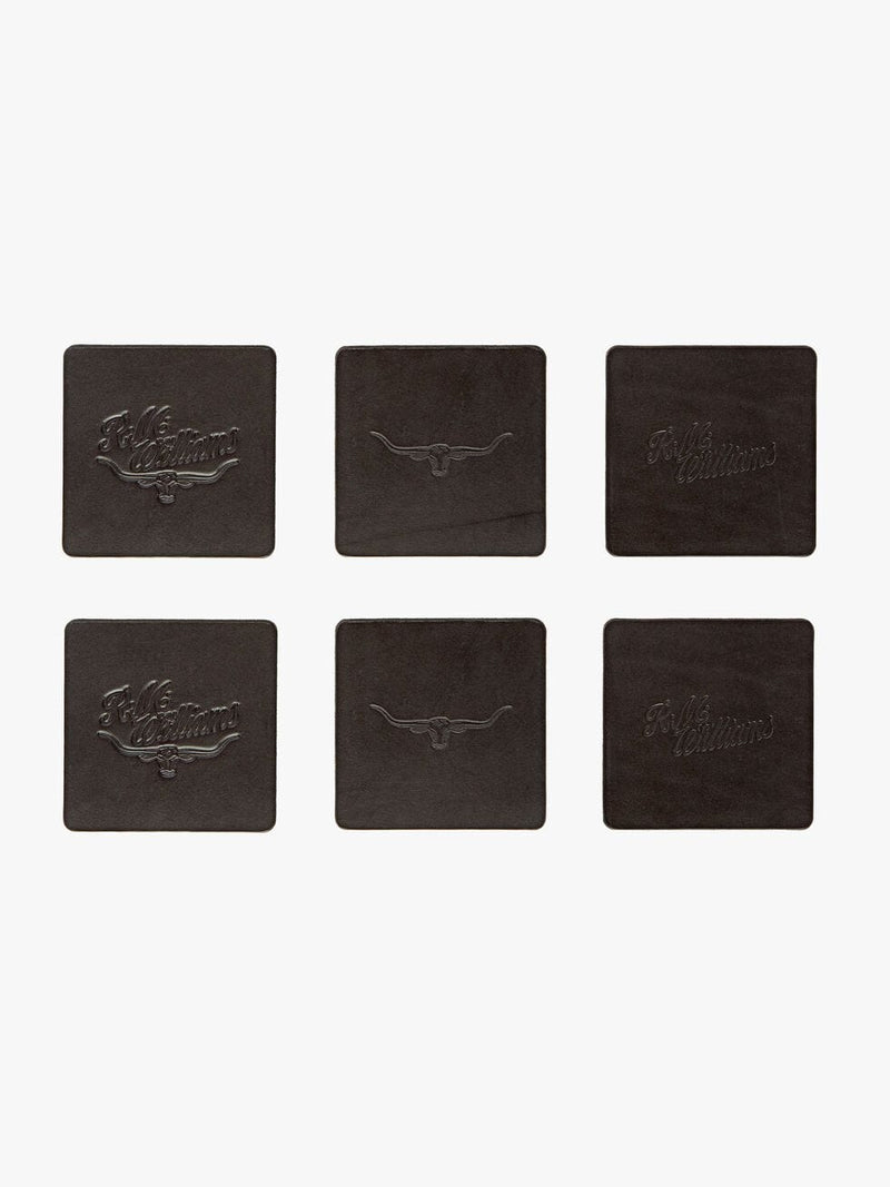 RM Williams Coasters (6 Pack) COS9O33VB0100 - Gympie Saddleworld & Country Clothing