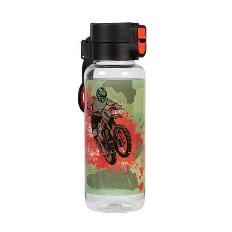 Spencil Back to School Camo Biker Watter Bottle