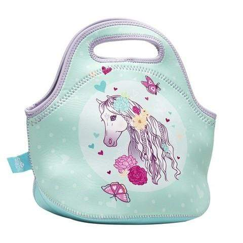 Spencil Back to School Peony Pony Lunch Bag
