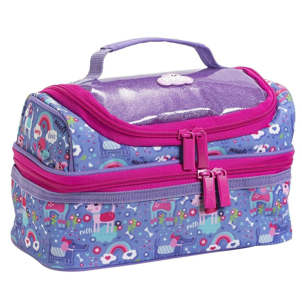 Puppy Party Lunch Box (LBXT-PUP) - Gympie Saddleworld & Country Clothing