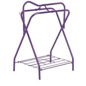 STC Stables / Tackroom Portable Free Standing Saddle Stand (STB4050)