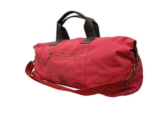 Thomas Cook Gear Bags Red Thomas Cook Duffle Bag TCP1906097