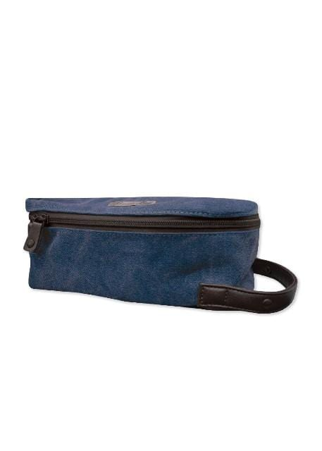 Thomas Cook Wash Bag Navy - Gympie Saddleworld & Country Clothing
