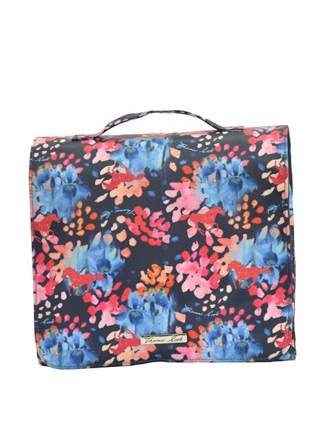 Thomas Cook Gifts & Homewares Floral Thomas Cook Fold Out Cosmetic Bag