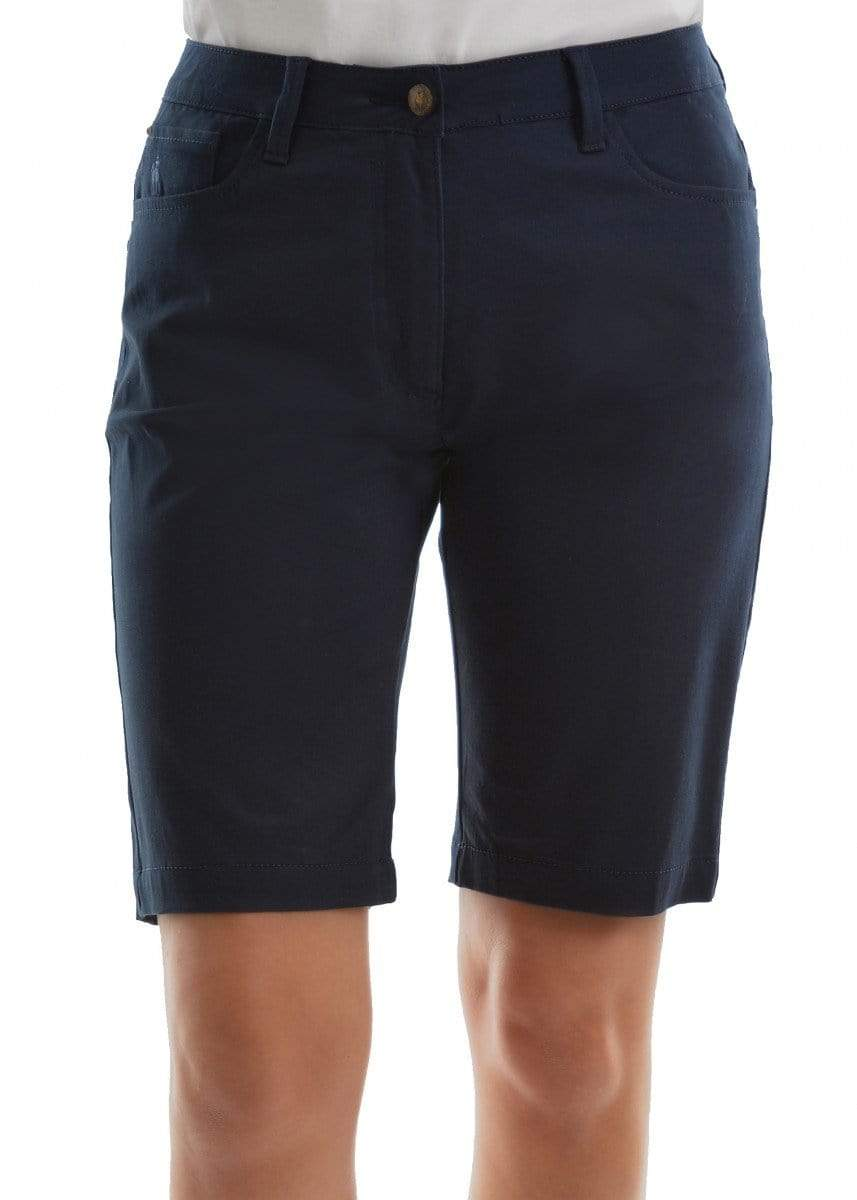 Thomas Cook Womens Shorts Thomas Cook Womens Lucinda Wonderjean Shorts Navy