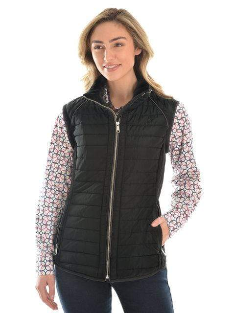 Thomas Cook Womens Vests XS Thomas Cook Michelle Quilted Vest T9W2620066