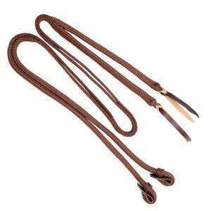 TS Weighted Campdraft Reins - Gympie Saddleworld & Country Clothing