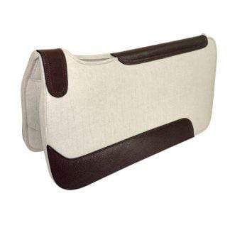 Toowoomba Saddlery Competitor Work Saddlepad (PAD80) - Gympie Saddleworld & Country Clothing