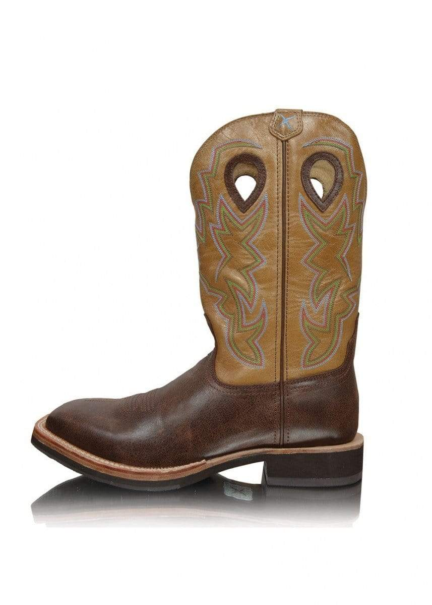 Twisted X Mens Boots & Shoes 10 Twisted X Mens Horseman Boots (TCMHM0001)