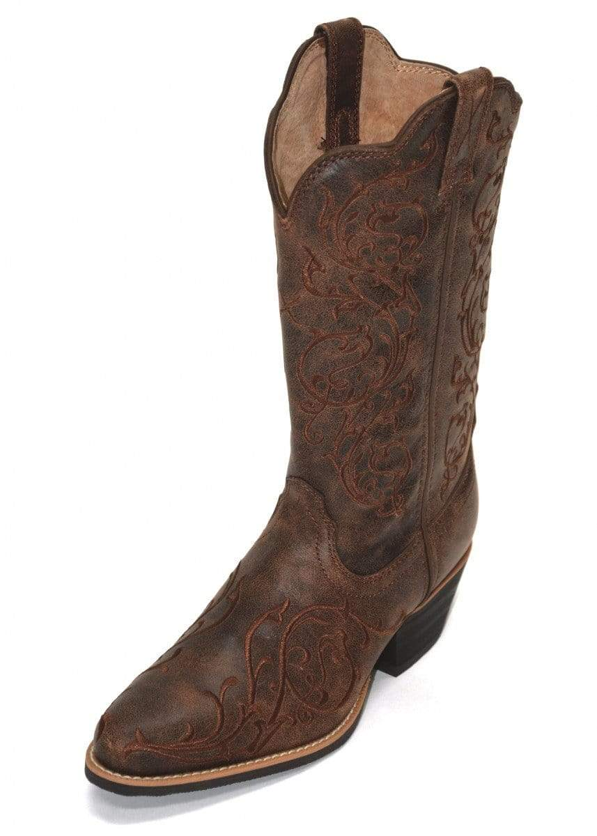 Boots Twisted X TCWWT0002 Womens Bomber/Dark Western size 7.5 - Gympie Saddleworld & Country Clothing