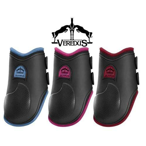 Veredus Boots & Bandages Medium / Black and Wine Veredus Olympus Fetlock Boots (HBT3018)