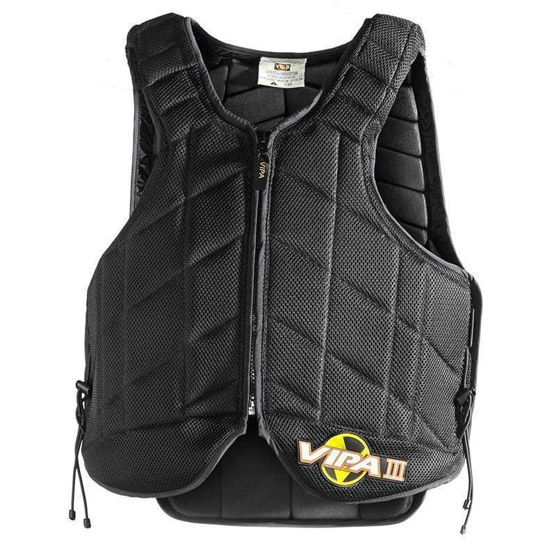 Vipa 3 Body Protector Short Length - Gympie Saddleworld & Country Clothing