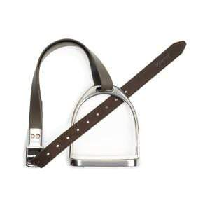 Wintec Heavy Duty Stirrup Leathers - Gympie Saddleworld & Country Clothing