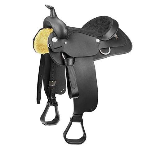 Wintec All Rounder Full QH Western Saddle - Gympie Saddleworld & Country Clothing