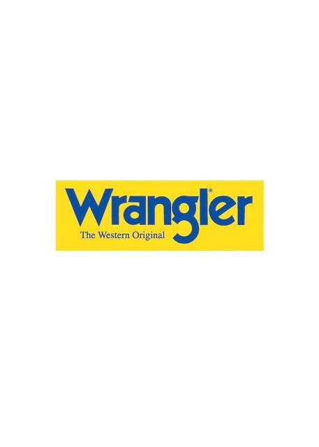 Wrangler Sticker Small 227mm x 80mm - Gympie Saddleworld & Country Clothing