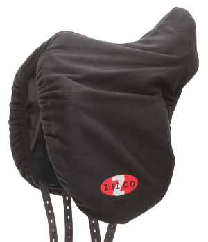 Zilco Gear Bags / Luggage Zilco Fleece Saddle Cover Black 101481