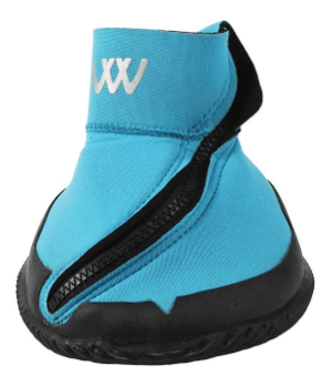 ZILCO WW MEDICAL HOOF BOOT BLUE - Gympie Saddleworld & Country Clothing
