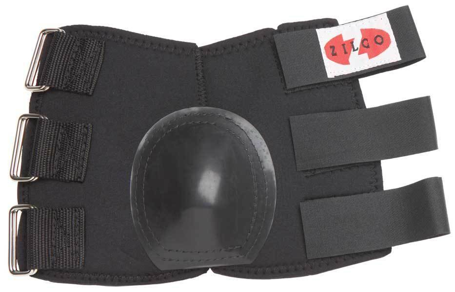 Zilco Protection Boots Black Fetlock Bumper Cupped Neoprene Black