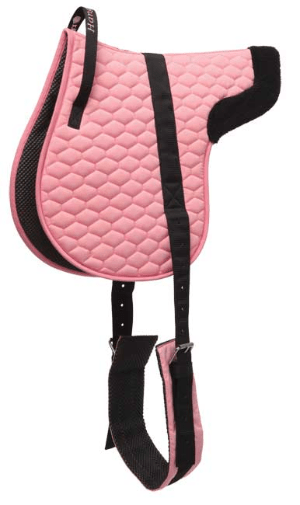Zilco Bareback Pad Pink - Gympie Saddleworld & Country Clothing