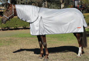Zilco Summer Horse Rugs 5ft3 Zilco Econo Air Mesh Combo