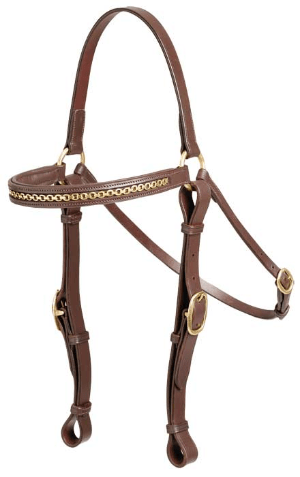 Bridle Zilco 193508 Aintree Barcoo Ranger Havana - Gympie Saddleworld & Country Clothing