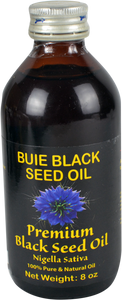 Buie Black Seed Oil aka Nigella sativa