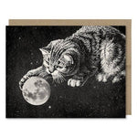 Mooncat Card
