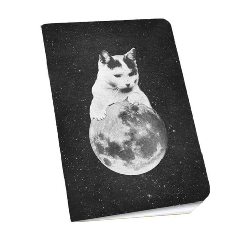 Mini Mooncat #2 Notebooks 2-Pack