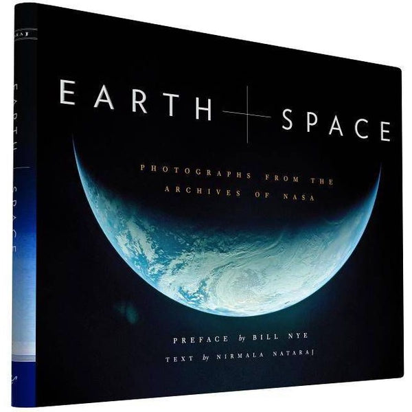 Space photography book with cool photos of space!