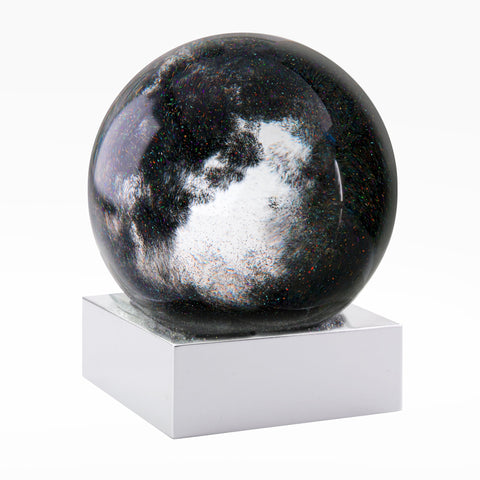 "Space snow globe ""Eclipse"" from Cool Snow Globes."