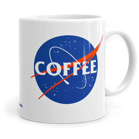 NASA coffee mug space lover gift