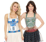 Star Wars BB-8 Corset Top