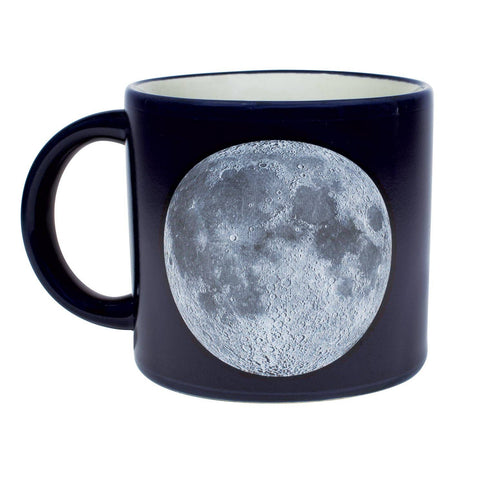 Moon Heat Changing Mug