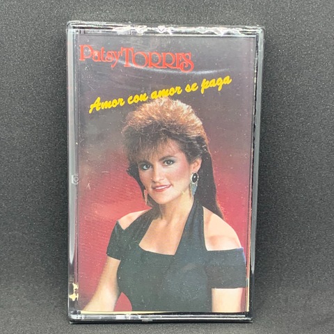 Patsy Torres - Amor Con Amor Se Paga (Cassette)