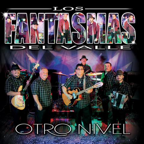 Fantasmas Del Valle - Otro Nivel (CD)