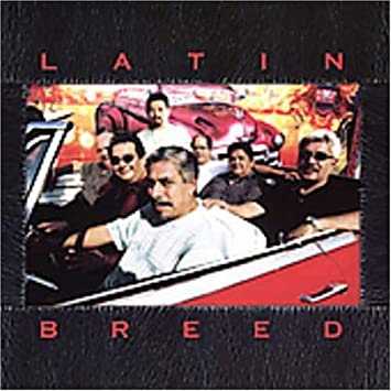 Latin Breed - Retro (CD)