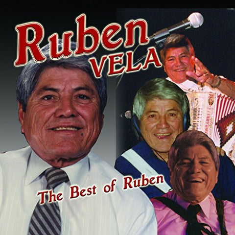 Ruben Vela - The Best Of (CD)