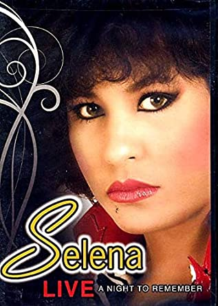 Selena - Live A Night To Remember (DVD)