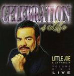Little Joe Y La Familia - Celebration of Life Vol.1 Live (CD)