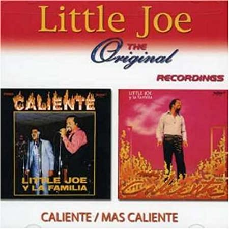 Little Joe - Caliente/Mas Caliente (CD)