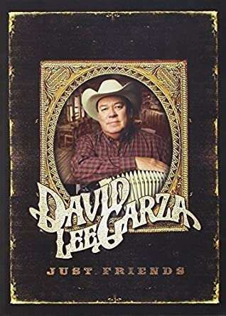David Lee Garza - Just Friends (DVD)