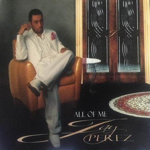 Jay Perez - All Of Me (CD)