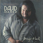 David Marez - Bringin' It Back (CD)