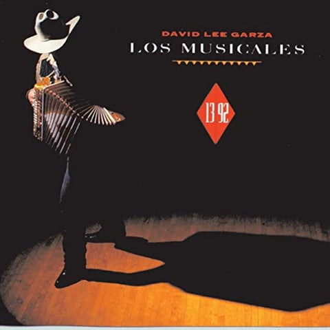 13 / 92 - David Lee Garza Y Los Musicales (CD)