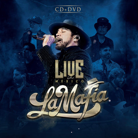 La Mafia - Live In Mexico (CD)