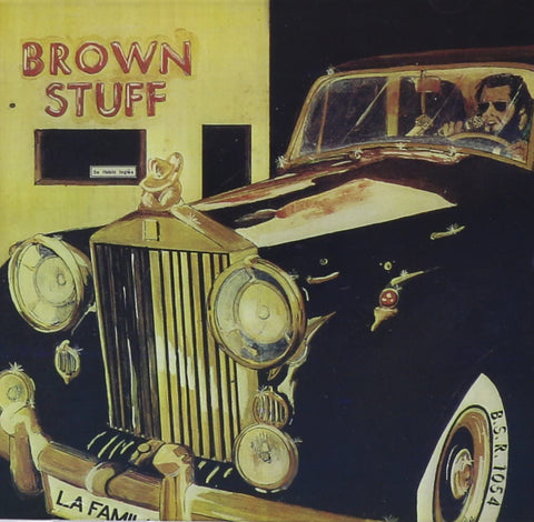 Little Joe Y La Familia - Brown Stuff (CD)