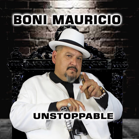 Boni Mauricio - Unstoppable (CD)